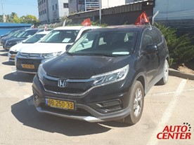 הונדה CRV החדש קומפורט 4X4 1997 אוטו' 2016