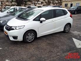 הונדה JAZZ החדשה טרנד 1300 אוטו' 2017