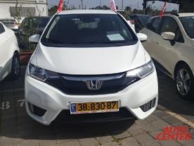 הונדה JAZZ החדשה קומפורט 1300 אוטו'  2017