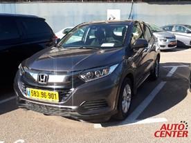 הונדה HRV החדש קומפורט 1498 אוטו'  2019